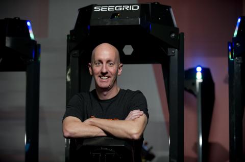 Seegrid CFO, Ed Henry (Photo: Business Wire)
