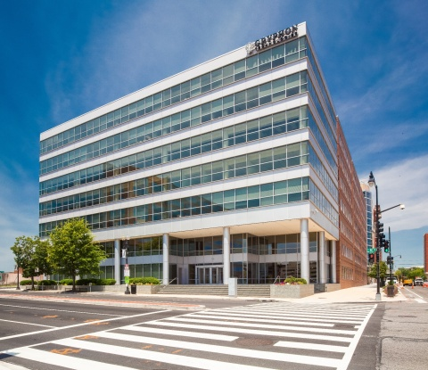 80 M Street in Washington, D.C., will house a new 70,000-square-foot WeWork co-officing location and ...