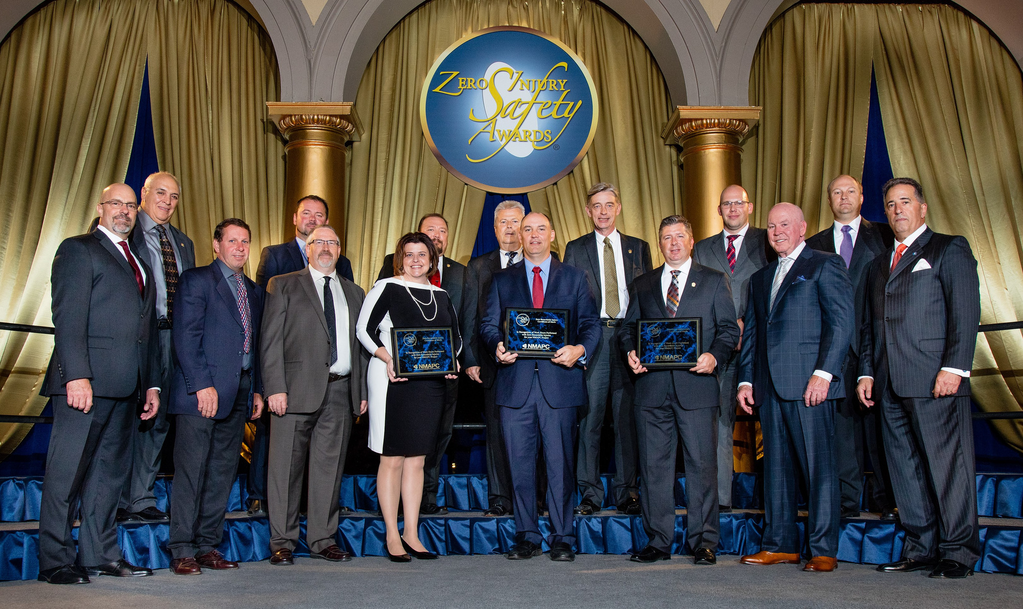 Primary Energy Recycling Awarded Highest Honor At Zero Injury Safety