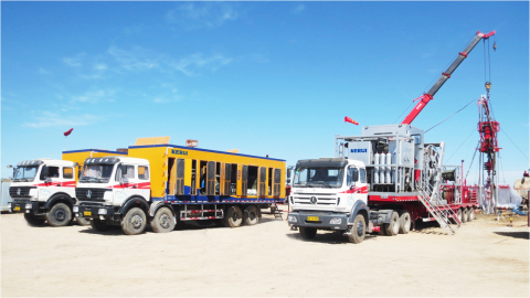 Kerui Petroleum's membrane nitrogen stimulation technology succeeds in Kuwait (Photo: Business Wire)