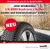 Während der KLEBER-Glückswochen auf ReifenDirekt.de lohnt sich das Umrüsten auf neue Pneus gleich mehrfach (Foto: Business Wire)