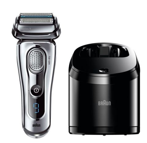 Braun Series 9 shaver: World's Best Shaver in efficiency with breakthrough SyncroSonic™ technology (Photo: Business Wire)