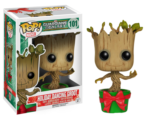 POP! Marvel: GOTG - Holiday Dancing Groot (Photo: Business Wire)