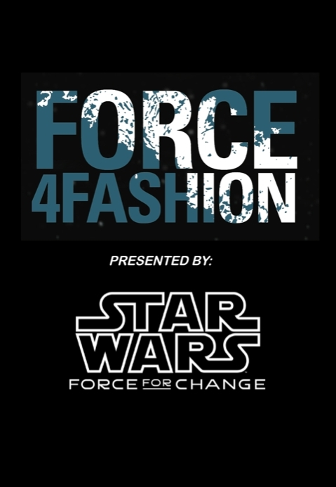 Stars of Rogue One along with talent across music, film, fashion and sports team up to be a #ForceForChange. (Graphic: Business Wire)