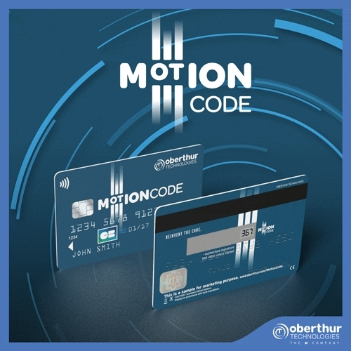 Motion Code (Photo: Business Wire)