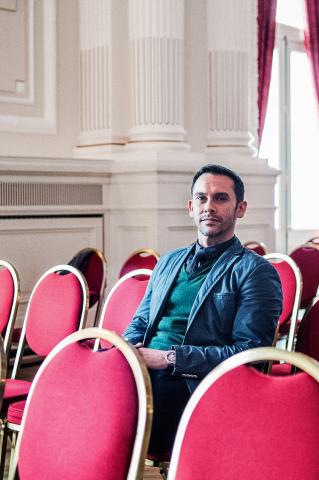 Nasir Zubairi appointed CEO of the LHoFT (Photo: Business Wire)
