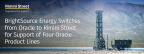 BrightSource Energy passa da Oracle a Rimini Street per l'assistenza per quattro linee di prodotti di Oracle