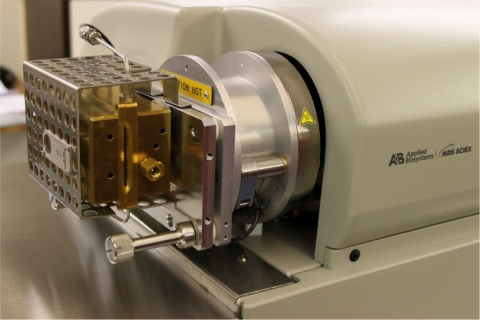 Mass Spec TEIS-3200 (Photo: Mass Spec Analytical)