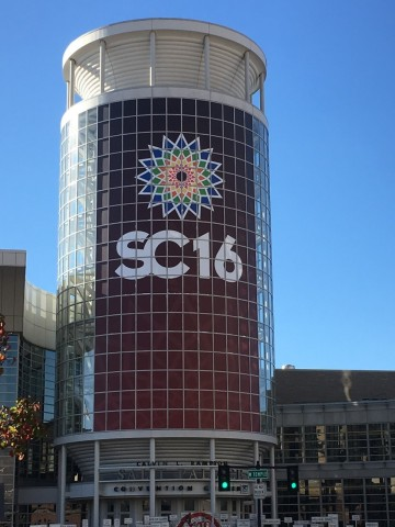 SC16 took place in Salt Lake City, Utah. (Photo: Business Wire)