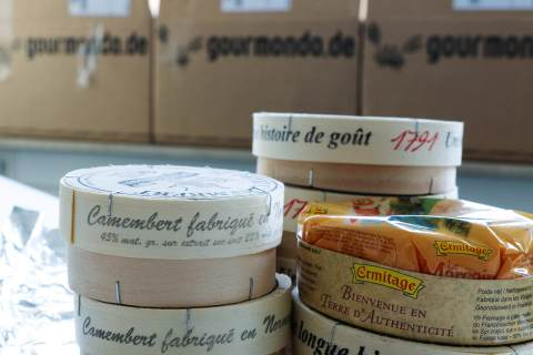 Available in Germany since 2002 and the Netherlands since 2011, in summer 2016 the online delicatessen began offering delivery to Austria, the UK, and Ireland (Photo: Business Wire)