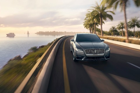 A pre-party in anticipation of the annual art exhibition awaits invited guests as The Lincoln Motor Company celebrates creativity, along with the arrival of the exquisitely designed 2017 Lincoln Continental. (Photo: Business Wire)