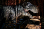 Jurassic World: The Exhibition Opens its Gates Today at The Franklin Institute in Philadelphia (Photo: Business Wire)