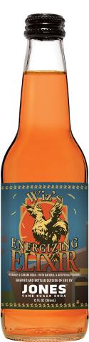 Wiz's Energizing Elixir by Jones Soda! (Photo: Business Wire)