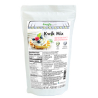 KetoVie Café Kwik Mix 4.5:1 is available in a 1.5-pound re-sealable bag and can be stored up to six months in the refrigerator. (Photo: Business Wire)