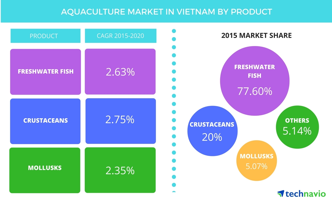 Technavio publishes a new market research report on the aquaculture market in Vietnam from 2016-2020. (Photo: Business Wire)