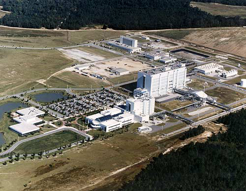 Aerial photo of the Florence, South Carolina manufacturing site that Patheon is acquiring from Roche. (Photo: Business Wire)