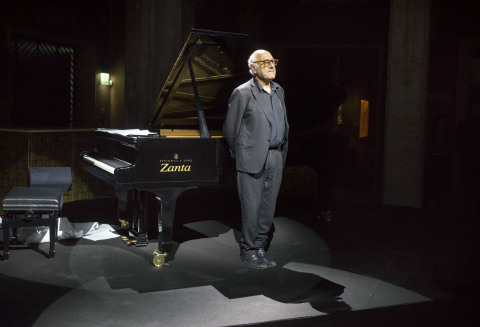 Nyman's solo piano concert featured tracks that have made him famous all over the world, such as The Claim, The Piano, The Diary of a Young Girl (Anne Frank), Gattaca, Wonderland and Prospero's Book. (Photo: Business Wire)