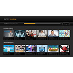 Sling TV's new cloud DVR beta program will offer up to 100 hours cloud DVR storage at no charge, at launch. (Photo: Business Wire)