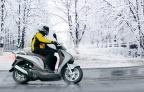 Delticom AG/Moto-pneumatici.it: Affrontare la stagione fredda con gli pneumatici giusti per le moto e gli scooter