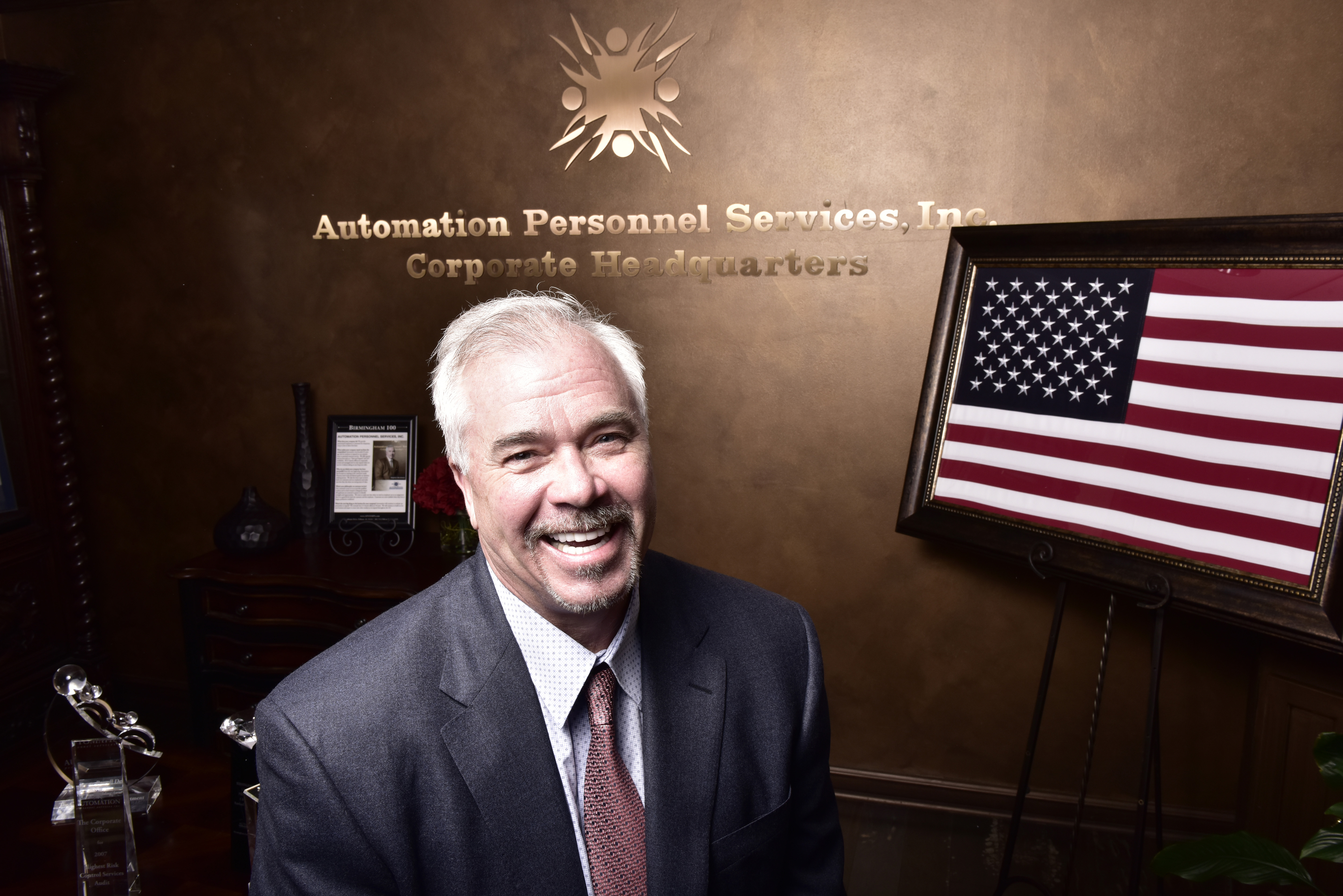 Automation Personnel Services, Inc. President and CEO, Stephen Nordness (Photo: Business Wire)
