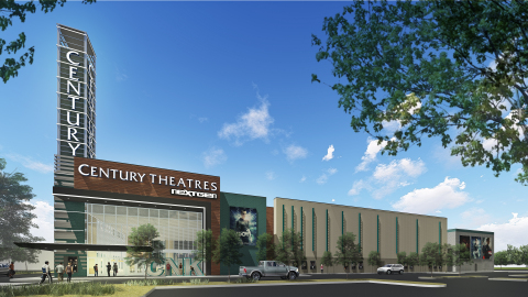 Cinemark opens its Century Arden 14 and XD Theatre on Thursday, December 1, 2016 at the Howe Bout Arden Shopping Center. (Photo: Business Wire)