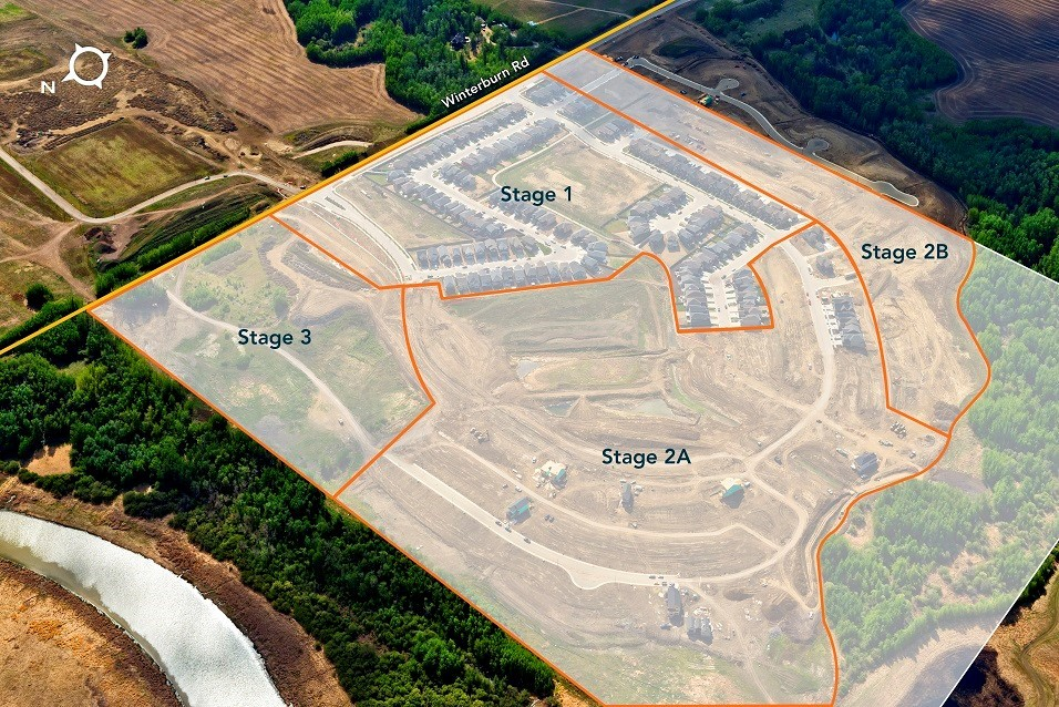Hawks Ridge at Big Lake - Phase 2. (Photo: Business Wire)