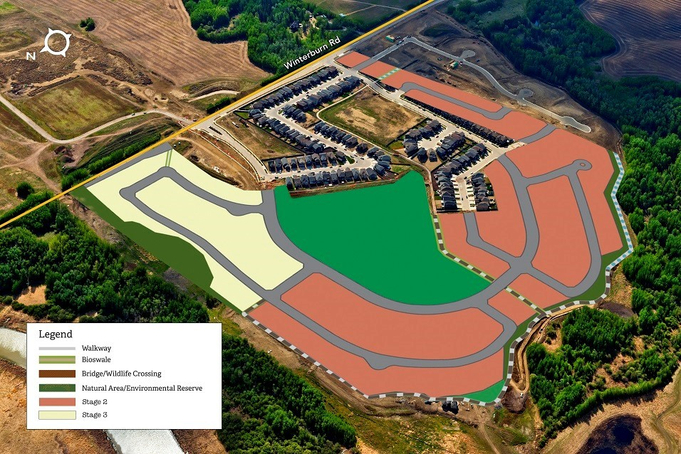 Hawks Ridge at Big Lake - Phase 1. (Photo: Business Wire)