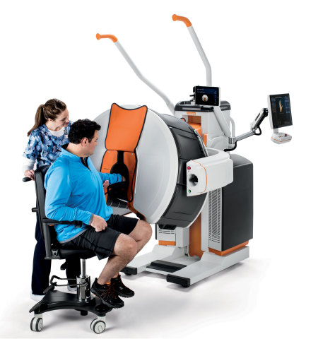 Carestream announced plans to begin shipping its OnSight 3D Extremity System in December. The company is accepting orders from healthcare providers across the globe. (Photo: Business Wire)