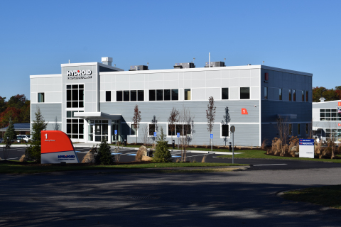 Hydroid Announces Opening of New Corporate Headquarters (Photo: Business Wire)