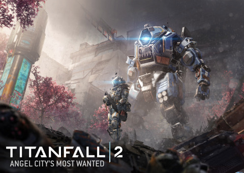 Experience This Holiday's Highest Rated Shooter with the Titanfall 2 Free Multiplayer Trial (Graphic ...
