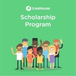 Treehouse Launches Tech Ed Scholarship Program (Graphic: Business Wire)