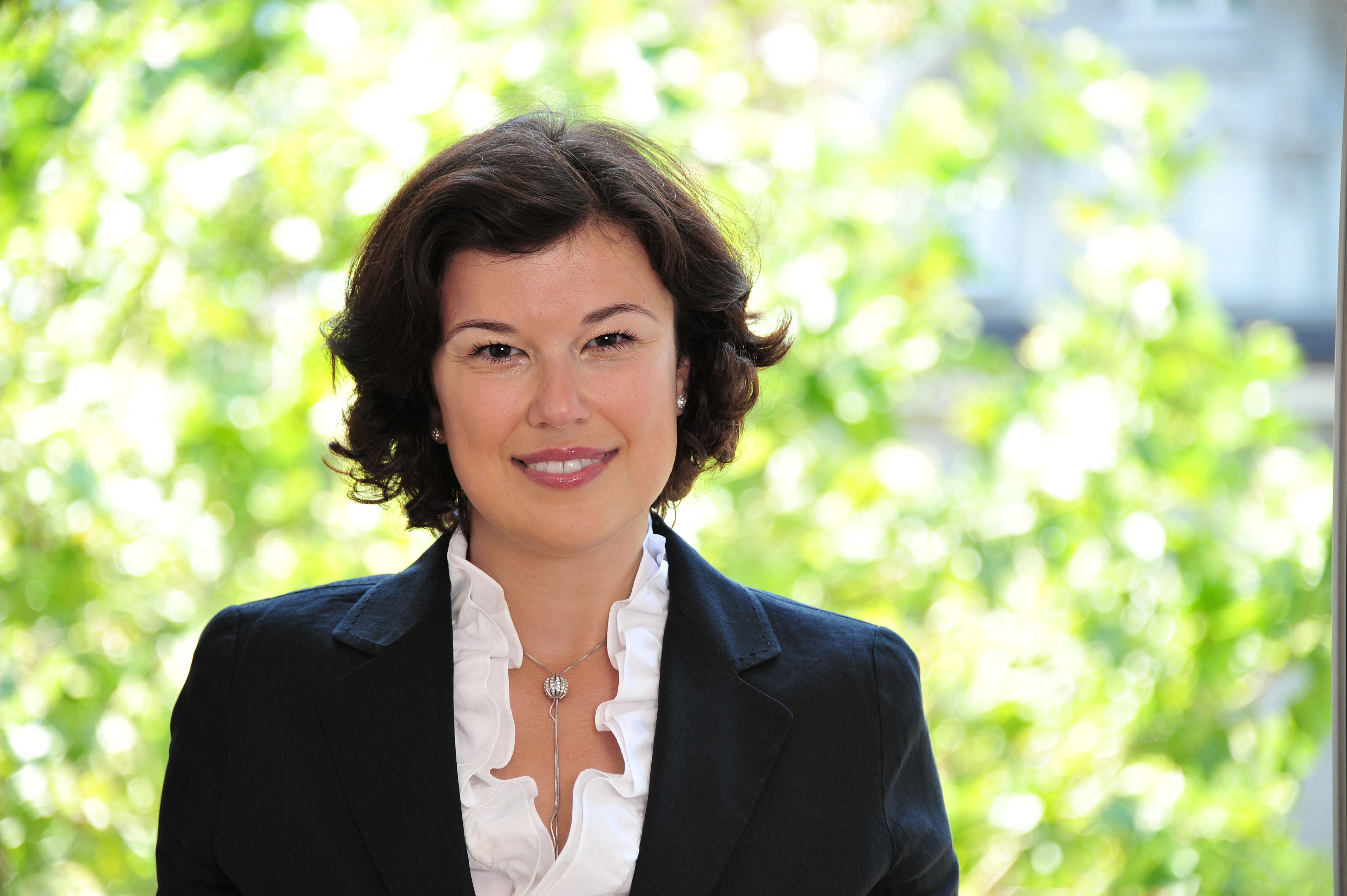 Alexandra Mihailescu Cichon, Head of sales and marketing at RepRisk (Photo: Business Wire)