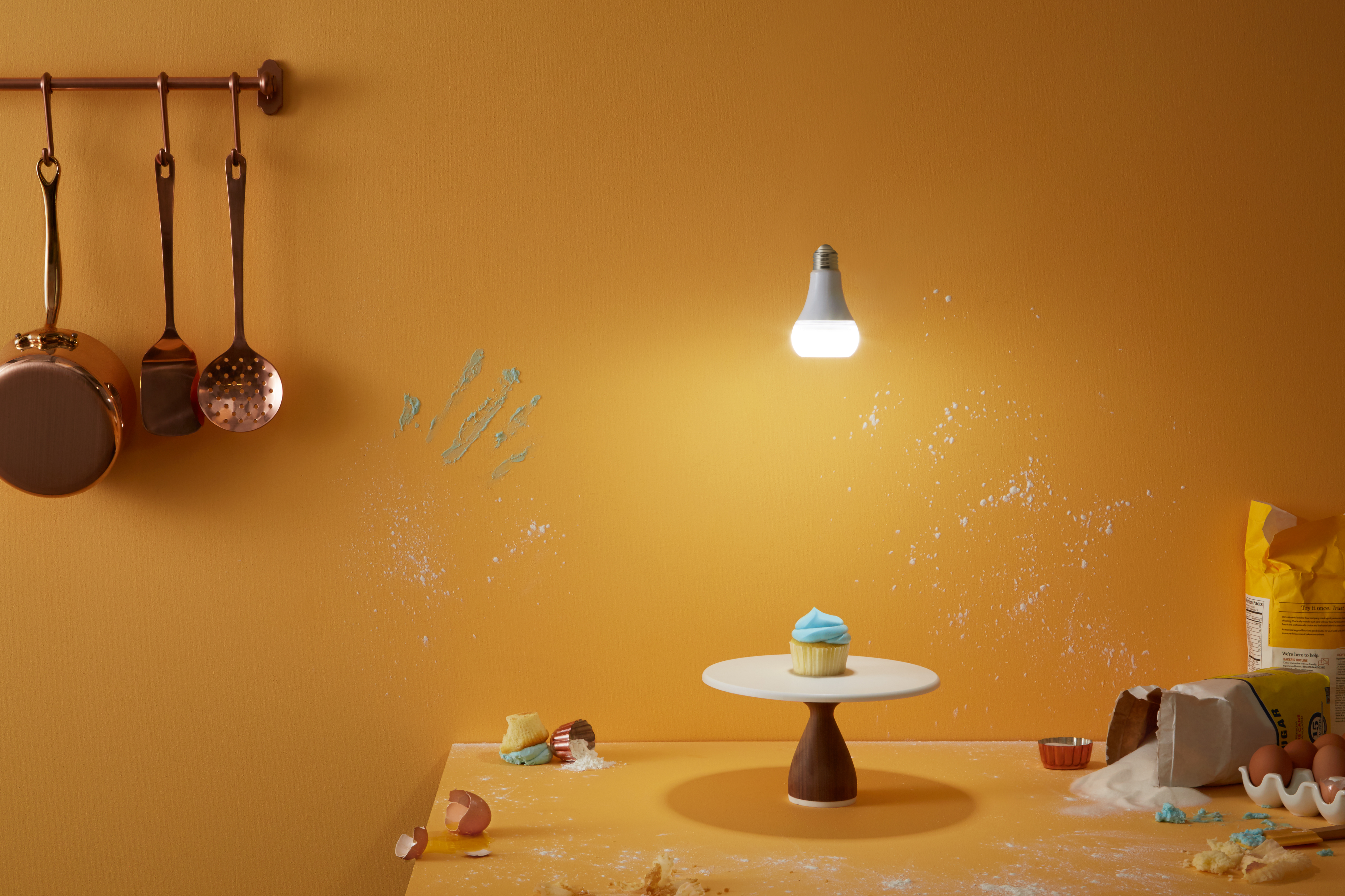 Twist, a Smart Light Bulb that Combines AirPlay Audio and ...