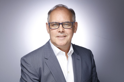 """Paul Eccleston, Chief Executive Officer (CEO) Nuvias Group """"...the industry leading solutions and services that all companies in the Group provide are available to channel partners across EMEA."""" (Photo: Business Wire)"""