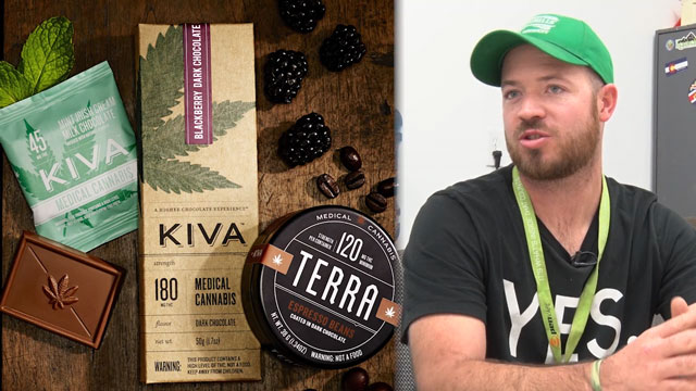 The new Cannabis Consumer: Upscale purchasers of branded cannabis products.