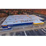 IKEA to install solar panels atop future Columbus, OH store opening summer 2017 (Photo: Business Wire)