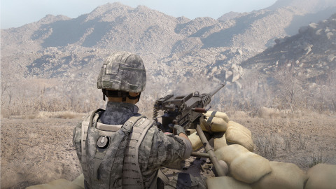 BAE Systems will provide the U.S. Army with high-resolution thermal weapon sights under the Family of Weapon Sights – Crew Served program. (Photo: BAE Systems)