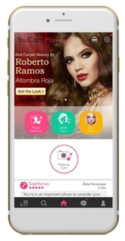 YouCam se Asocia con la Celebridad Latina de Maquillaje Roberto Ramos para Lanzar Filtros Personaliz ...