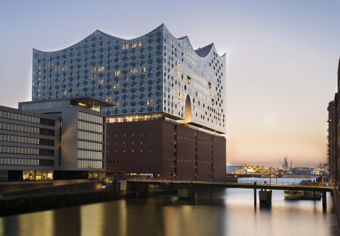 Marriott International - The Westin Hamburg - Exterior (Photo: Business Wire)