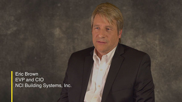 In this video, NCI EVP and CIO Eric Brown, discusses how he was able to save 50% off his Oracle annual maintenance fees and use those savings to fund strategic initiatives for the business that has generated millions of dollars in new revenue.