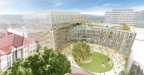 Federal Realty Starts Construction on 700 Santana Row, Headquarters-Quality, Large-Floorplate Office Building Anchoring Iconic Santana Row (Graphic: WRNS)