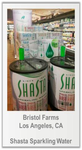 Shasta Sparkling Water (Photo: Business Wire)