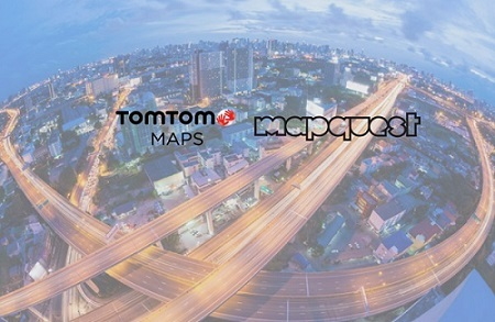 TomTom extends multi-year deal with MapQuest (Photo: Business Wire)
