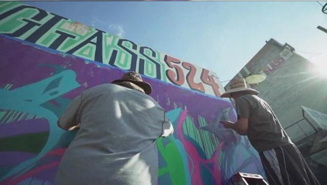 It's Not Graffiti, It's Art