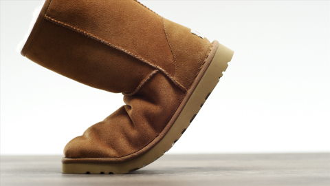 UGG Classic II in Chestnut colorway (Photo: Business Wire)