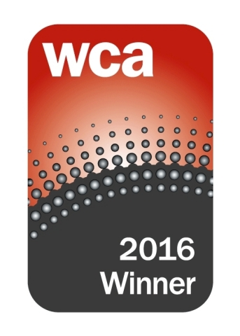 WCA 2016 Winner Logo (Graphic: Business Wire)
