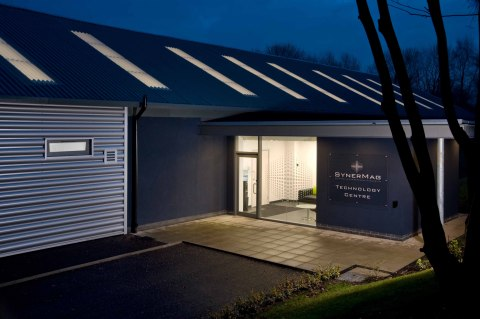 New state-of-the-art SynerMag® Technology Center at Magnesium Elektron in Manchester, England. (Photo: Business Wire)