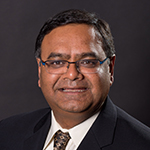 Prasad Raje, Ph.D., President and Chief Executive Officer, Nanotherapeutics (Photo: Business Wire)