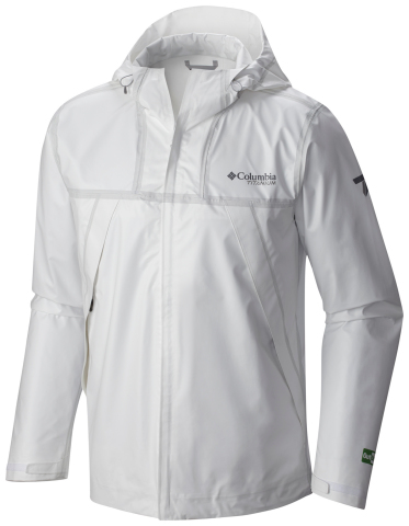 Columbia's OutDry Extreme ECO Jacket is available exclusively at REI for $199. (Photo: Business Wire)
