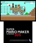 The Super Mario Maker for Nintendo 3DS game will be available on Dec. 2. (Graphic: Business Wire)